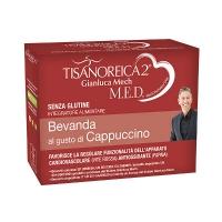 Tisanoreica M.E.D. Bevanda Cappuccino 4x28,5g